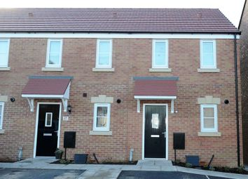 Thumbnail 2 bed terraced house to rent in Turnstone Drive, Scunthorpe