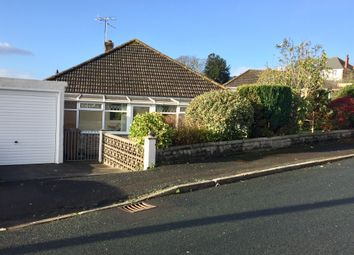 Thumbnail Semi-detached bungalow for sale in Staddon Crescent, Plymstock, Plymouth