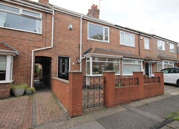 Thumbnail 2 bed terraced house for sale in George Street, Chester Le Street