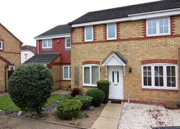 Thumbnail 2 bed terraced house for sale in Simpkins Drive, Barton Le Clay, Bedfordshire
