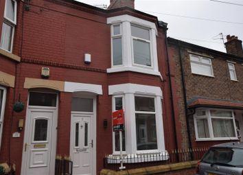 Thumbnail 2 bed terraced house for sale in Kingsley Street, Birkenhead