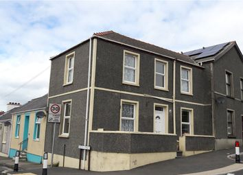 Thumbnail 2 bed end terrace house for sale in North Street, Pembroke Dock, Pembrokeshire