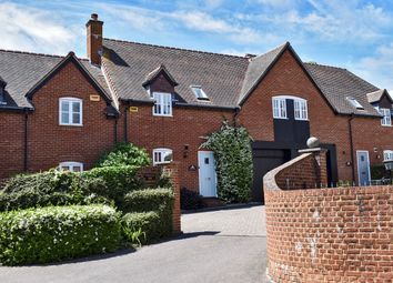 Thumbnail Town house for sale in Grove Road, Lymington