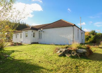 Thumbnail 4 bed detached bungalow for sale in ., Crianlarich