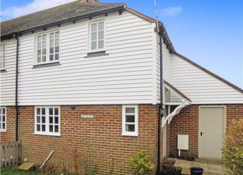 Thumbnail 3 bed semi-detached house for sale in The Tollgate, Staplecross, Robertsbridge