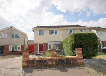 Thumbnail 3 bed property for sale in 19, Clos Vernon Watkins, Gorseinon, Swansea, Swansea