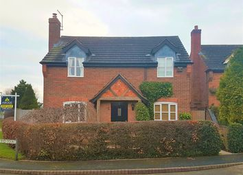 Thumbnail 3 bed detached house for sale in Rake End Court, Hill Ridware, Rugeley