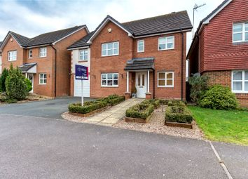Thumbnail 5 bed detached house for sale in Oak Apple Close, Fernhill Heath, Worcester