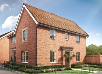 """Thumbnail 3 bed detached house for sale in """"Moresby"""" at Kentidge Way, Waterlooville"""