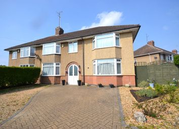 Thumbnail 5 bedroom semi-detached house for sale in Grassmere Avenue, Westone, Northampton