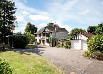 Thumbnail 4 bed detached house for sale in Sunninghill Road, Ascot, Berkshire
