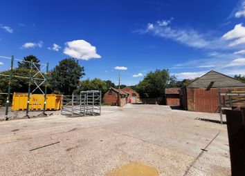 Industrial for sale in Travis Perkins Site, Albion Place, London Road, Hartley Wintney RG27