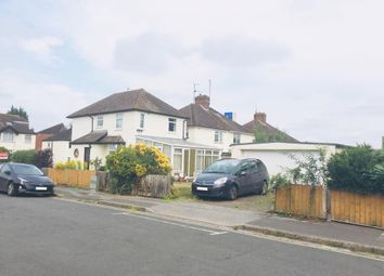 Thumbnail 3 bed detached house for sale in Crowell Road, Temple Cowley OX4, Oxford,
