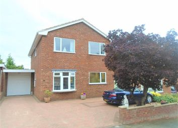 Thumbnail 4 bed detached house for sale in Castle Lane, Bayston Hill, Shrewsbury
