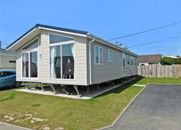 Thumbnail 2 bed mobile/park home for sale in Alberta Holiday Park, Seasalter, Whitstable, Kent