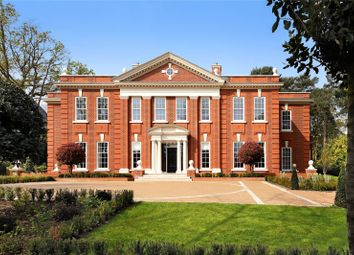 Thumbnail 6 bed detached house for sale in East Road, St George's Hill, Weybridge, Surrey