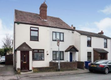 Thumbnail 2 bed semi-detached house for sale in Princess Street, Burntwood