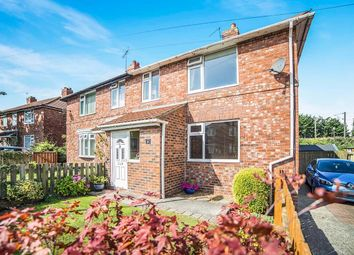Thumbnail 3 bed semi-detached house for sale in Weetslade Crescent, Dudley, Cramlington