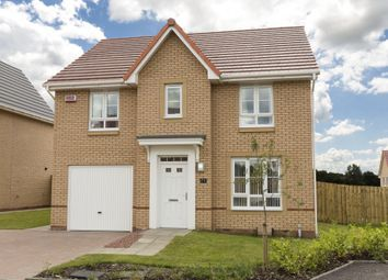 "Thumbnail 4 bed detached house for sale in ""Carrick"" at Manse Road, Stonehouse, Larkhall"