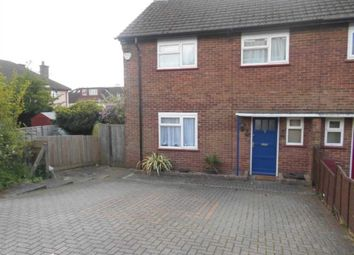 Thumbnail 3 bed semi-detached house to rent in Elgar Close, Elstree, Borehamwood
