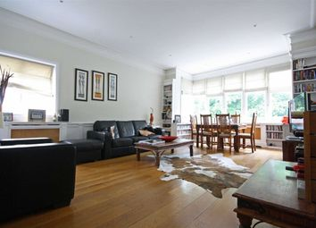 Thumbnail 3 bed flat to rent in North Common Road, London