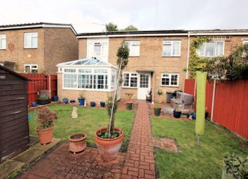 Thumbnail 3 bed end terrace house for sale in Hornet Close, Fareham