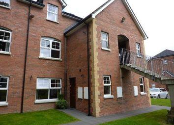 Thumbnail 2 bedroom flat to rent in Beechfield Mews, Lisburn