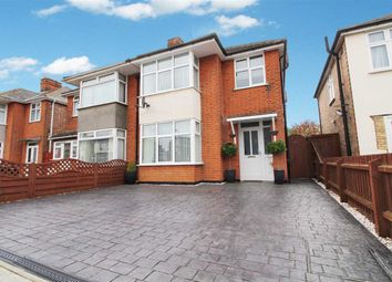 Thumbnail 3 bedroom semi-detached house for sale in Gloucester Road, Ipswich