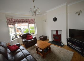 Thumbnail 4 bed semi-detached house for sale in Tarset Road, South Wellfield, Whitley Bay