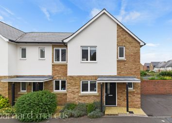 Thumbnail 3 bed detached house for sale in Pine Close, Epsom