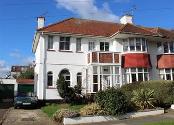 Thumbnail 4 bed semi-detached house for sale in Berkeley Gardens, Leigh-On-Sea