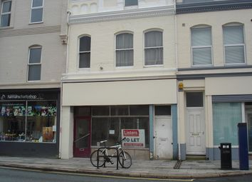 Thumbnail Retail premises for sale in Embankment Road, Plymouth