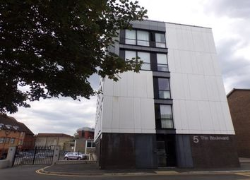 2 bed flat to rent in 5 The Boulevard, Crawley RH10