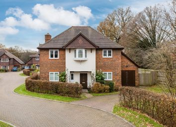 Thumbnail 4 bedroom detached house for sale in Wintons Close, Burgess Hill