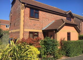 Thumbnail 4 bed detached house for sale in Ruskin Close, Stowmarket