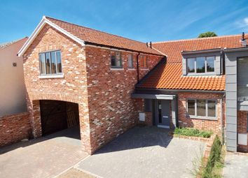 Thumbnail 5 bed town house for sale in New Street, Woodbridge