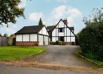 Thumbnail 4 bed detached house for sale in Wrights Green Lane, Little Hallingbury, Bishop's Stortford