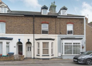 Thumbnail 3 bed terraced house to rent in Station Road, Walmer, Deal