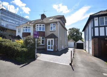 Thumbnail 4 bed semi-detached house for sale in Westbury Court Road, Westbury-On-Trym, Bristol