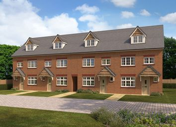 "Thumbnail 4 bed terraced house for sale in ""Grantham Mid"" at Chester Road, Woodford"