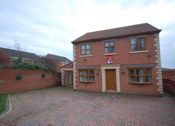 Thumbnail 4 bed detached house to rent in Ashwood Grange, Thornley, Durham