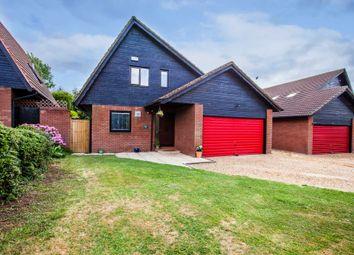 Thumbnail 4 bed detached house for sale in Colesbourne Drive, Downhead Park, Milton Keynes