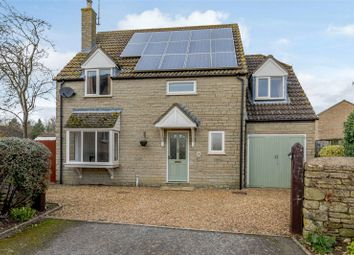Thumbnail 3 bed country house for sale in Woodnewton Road, Nassington, Cambridgeshire