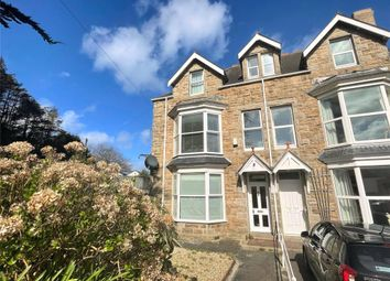 Thumbnail 2 bed flat for sale in Porthminster Terrace, St. Ives, Cornwall