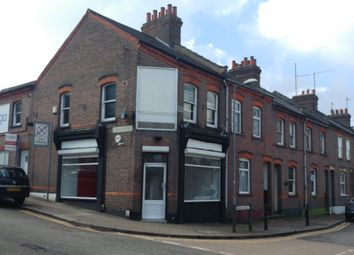 Thumbnail Retail premises for sale in Tennyson Road, Luton