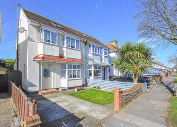 Thumbnail 4 bed semi-detached house for sale in Pentland Avenue, Shoeburyness, Essex