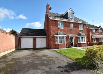 Thumbnail 4 bed detached house for sale in Mallard Place, Droitwich Spa, Worcestershire