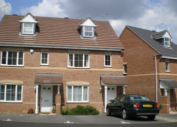 Thumbnail 3 bed detached house to rent in Gillquart Way, Cheylesmore, Coventry