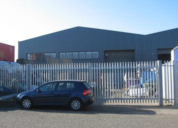 Thumbnail Industrial to let in Thurrock Park Way, Tilbury