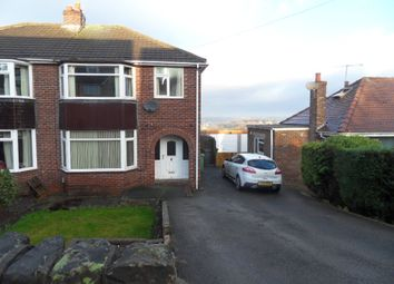 Thumbnail 3 bed semi-detached house for sale in Overthorpe Road, Dewsbury, West Yorkshire